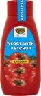 Włocławek ketchup w butelce