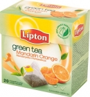 green tea tea mandarin orange