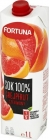 100% Juice sugar free from red grapefruit