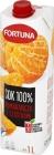 Sucre de jus 100% des morceaux de fruits gratuit orange