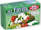Salade de fromage FAVITA et sel sandwich fromage à pâte molle 16 % de matières grasses