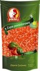 sopa de tomate con carne de pavo