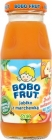100 % apple juice with carrot