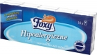 tissues hypoallergenic 3-ply 10 packs of 10 pieces