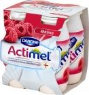 Actimel - повышение сопротивления малины йогурт