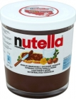 Crema de chocolate Nutella