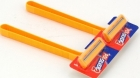 2 disposable razor -pack