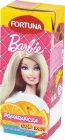 barbie 100 % sucre de jus d'orange gratuit