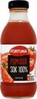 jugo de tomate de tomate fresco