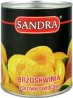 Sandra brzoskwinia w lekkim