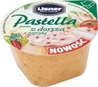pastella пасты сэндвич треска с перцем