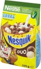 Nestle nesquik cereal chocolate duo
