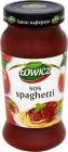 salsa de espagueti