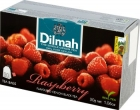 raspberry tea with flavors of raspberries