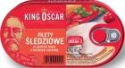 King Oscar Filety śledziowe