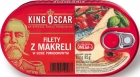 King Oscar Filety z makreli