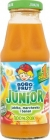 Junior 100 % apple juice , carrot and banana