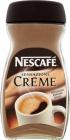 Sensazione creme instant coffee