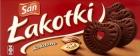 Galletas de cacao Łakotki