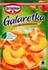 Gelee mit dem Geschmack von Pfirsich