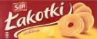 Galletas de mantequilla Łakotki