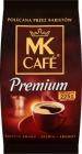 Los granos de café premium