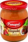 Pamapol Klopsiki w sosie