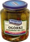Provitus konserwowe ogórki hot
