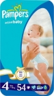active baby diapers 4 Maxi 7- 14kg