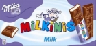milkinis 8 bars with a milky filling