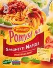 idée pour ... napoli Spaghetti