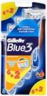blue3 disposable razor + 2p 6p free