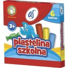 plastilina como de 6 colores