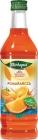 Orange fruit syrup pantry