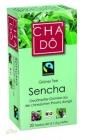 CHA-DO ekologiczna zielona herbata