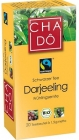 cha - to Organic black tea - Darjeeling Organic