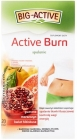 Big-Active Active Burn Herbal-fruit tea. Dietary supplement