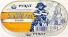 Pirat filety śledziowe w oleju