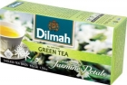 green tea green tea with jasmine flowers in bags after 1.5g