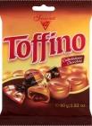 Toffino remplissage de lait caramel à la crème au chocolat
