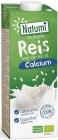 boisson de riz avec du calcium algues marines bio