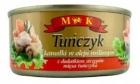 Thunfisch- Stücke in Pflanzenöl