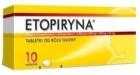 Etopiryna tabletki od bólu głowy