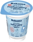 Bakoma jogurt naturalny gęsty 2,8%
