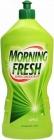 mañana fresca de líquido para lavar platos de Apple