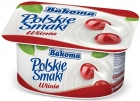 Polish cherry yogurt flavors