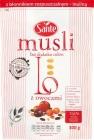 muesli with fruit 30% sugar free