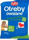 oatmeal bran wysokobłonnikowe