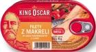 King Oscar Filety z makreli