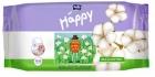 bébé heureux lingettes soie et coton pH neutre 5,5
